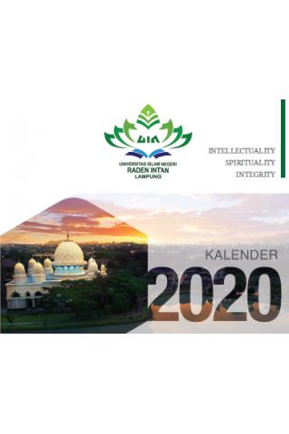 Kalender UIN RIL 2020